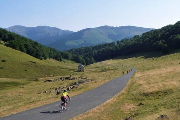 Pyrenees Open Scenery