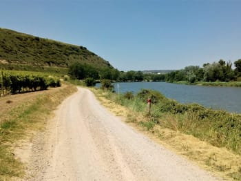 River Ebro Cycle Route