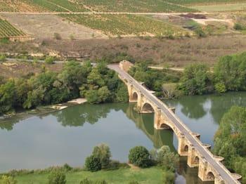 River Ebro from San Vicente