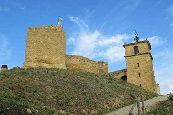 San Vicente Castle
