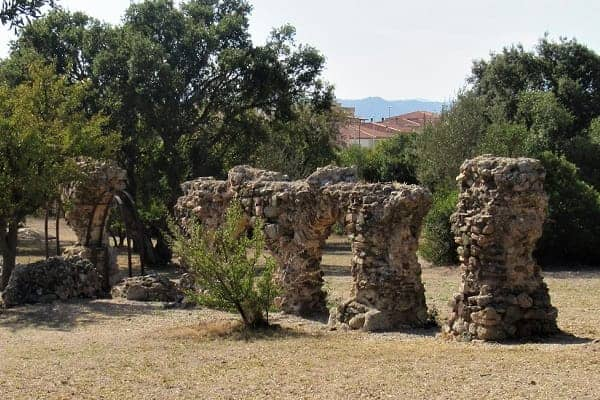 Olbia Roman Aqueduct
