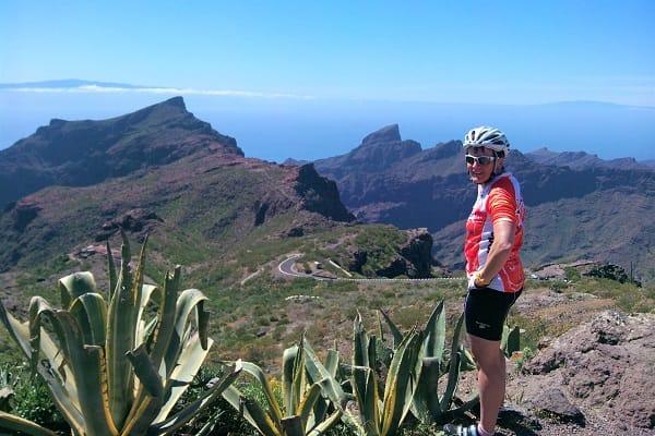 View Over Tenerife's Northern Coast