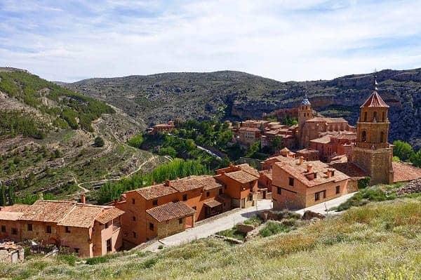 Medieval village of Albarracín