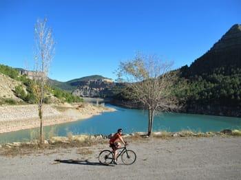 Arenos Reservoir