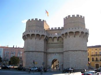 Torres de Serranos - Valencia