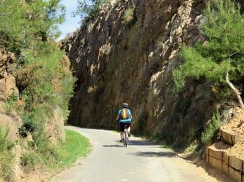 Via Verde near Segorbe