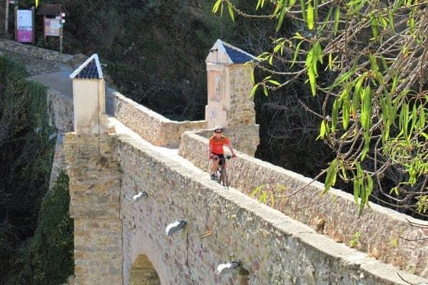 Bridge near Montanejos