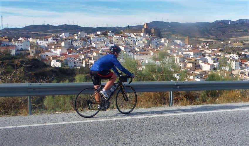 Calar Alto (Las Menas) -  Cycling Climb in Andalucia