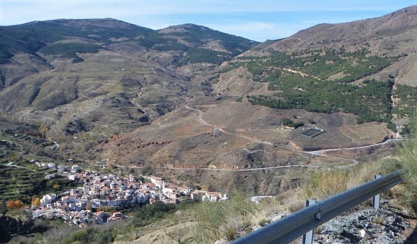 Calar Alto (Tíjola) -  Cycling Climb in Andalucia