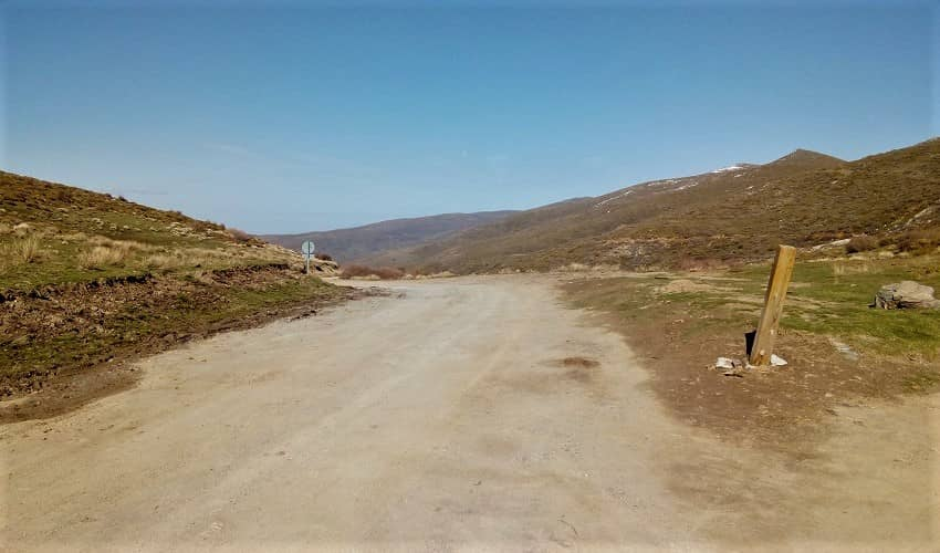 El Alguacil (Pinos Genil) -  Cycling Climb in Andalucia