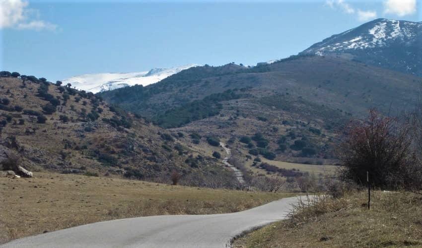 El Purche (Monachil) -  Cycling Climb in Andalucia
