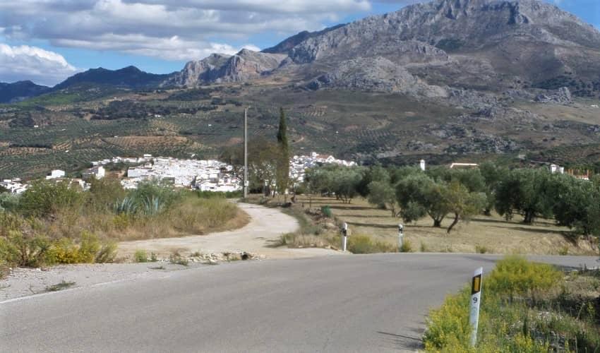 Puerto de las Abejas   Cycling Climb in Andalucia