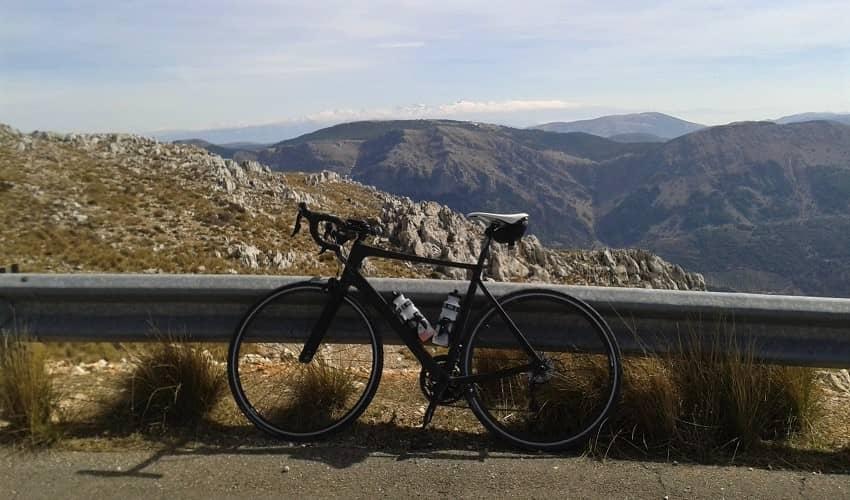 View from La Pandera