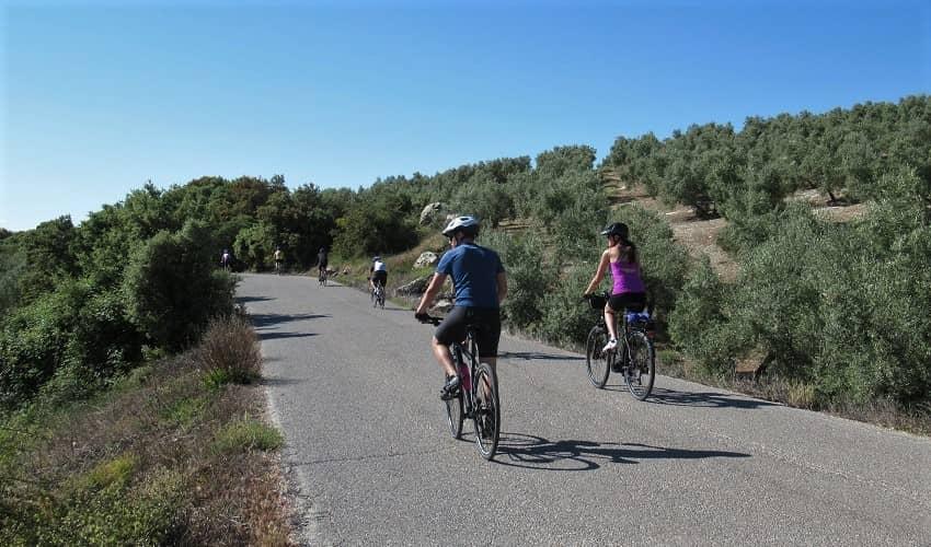 Parapanda (Illora) -  Cycling Climb in Andalucia