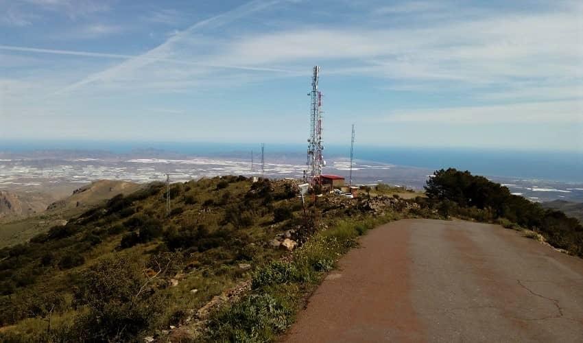 Pico Colativi (Turrillas) -  Cycling Climb in Andalucia