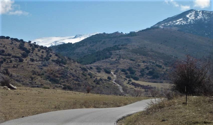 Pico Veleta - Haza Llanas