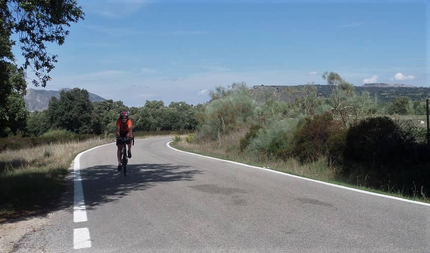 Puerto del Madroño   Cycling Climb in Andalucia