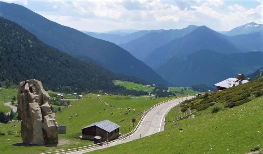 Els Cortals d'Encamp Andorra Cycling Climb