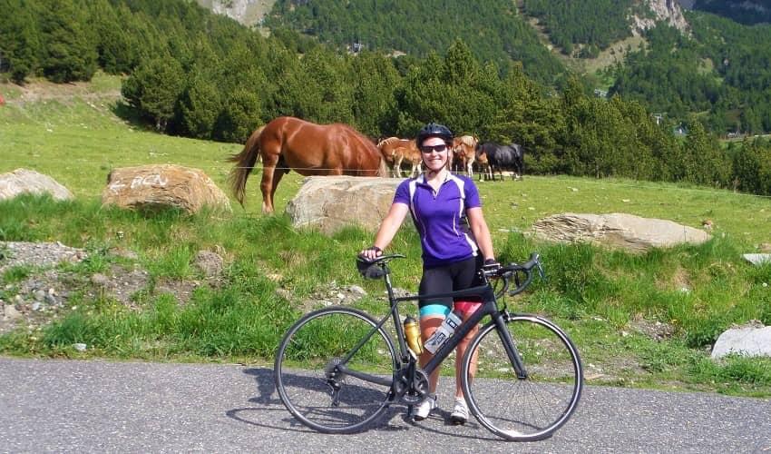 Coll de la Rabassa Andorra Cycling Climb