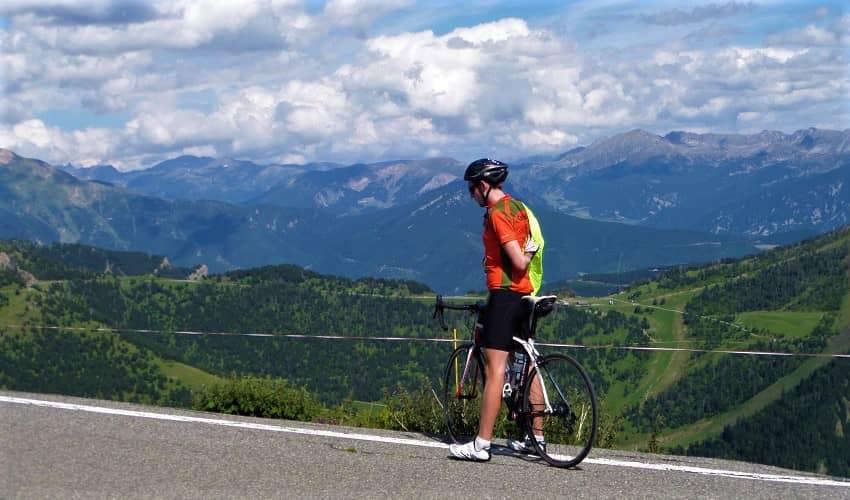 Port de Cabús Andorra Cycling Climb
