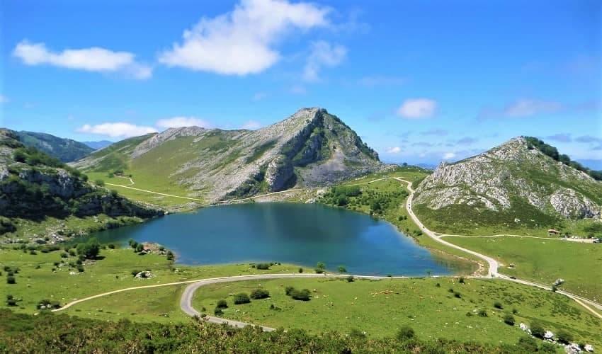 Lagos de Covadonga Lakes