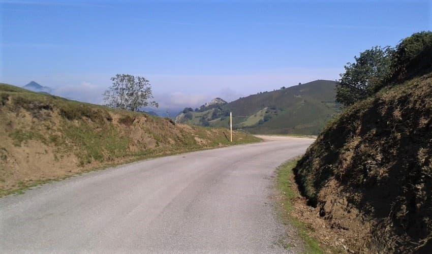 Puerto de Arnicio  -  Asturias Cycling Climb