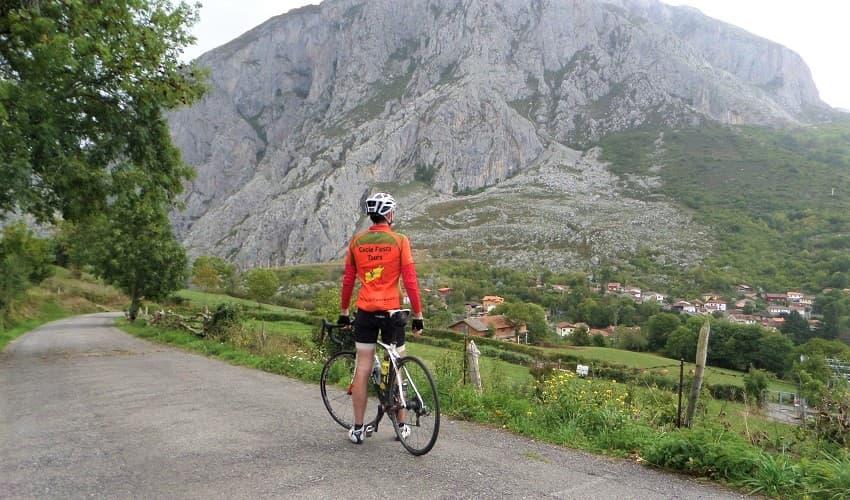 Puerto Marabio  -  Asturias Cycling Climb