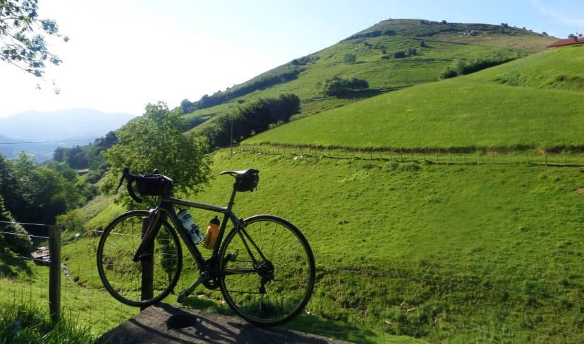 Elosua from Azkoitia - Basque Cycling Climb