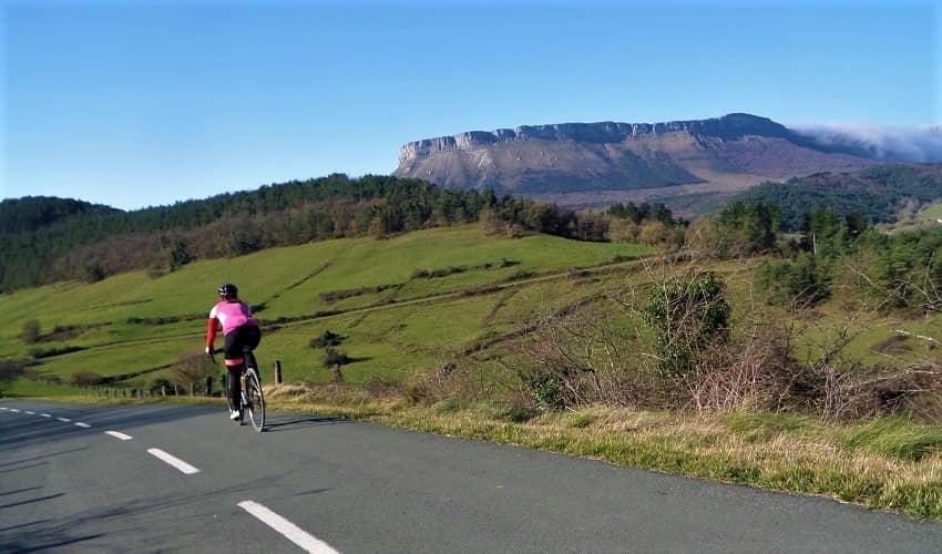Mendeika from Orduña - Basque Cycling Climb