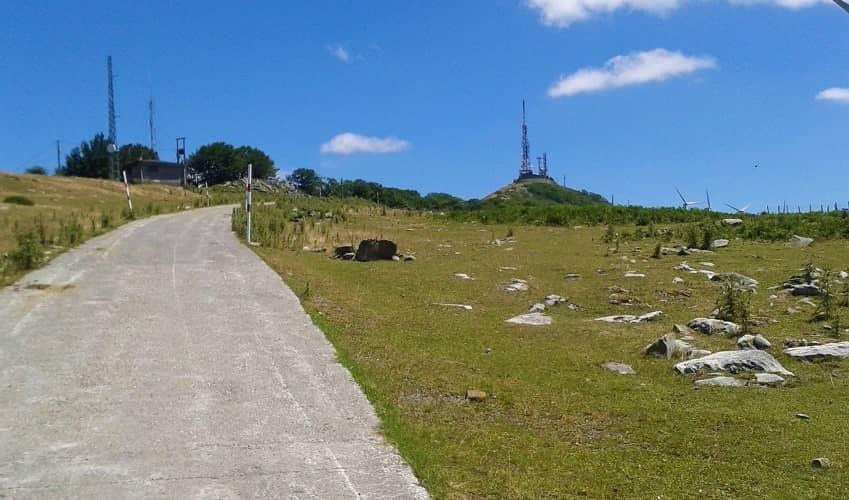 Monte Oiz - Iurreta