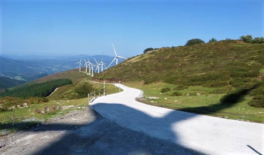 Monte Oiz from Iurreta - Basque Cycling Climb