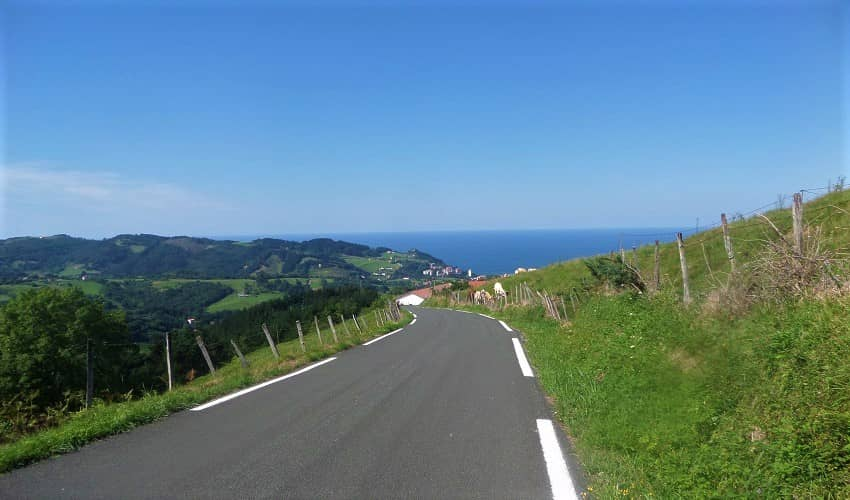 Urdaneta from Zarautz - Basque Cycling Climb
