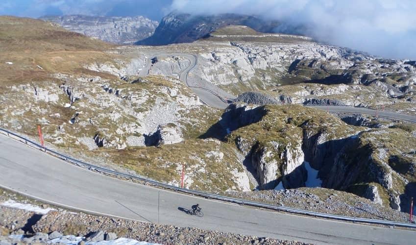 Top of Picon del Fraile