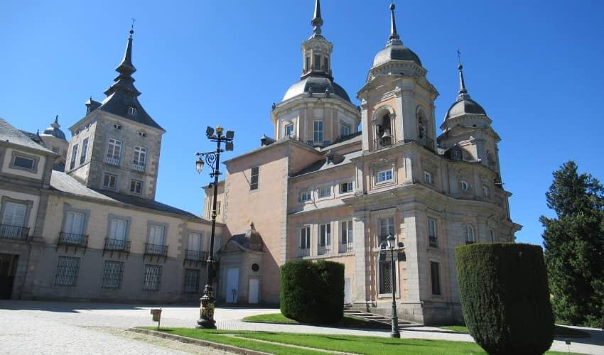 La Granja Royal Palace