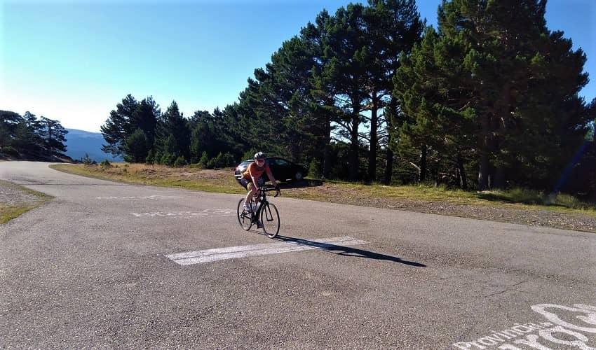 Lagunas de Neila from Villavelayo - Castilla y León Cycling Climb