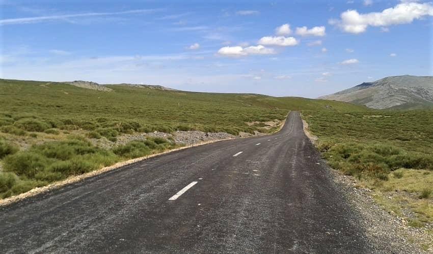 Llano de las Ovejas from Nogar - Castilla y León Cycling Climb