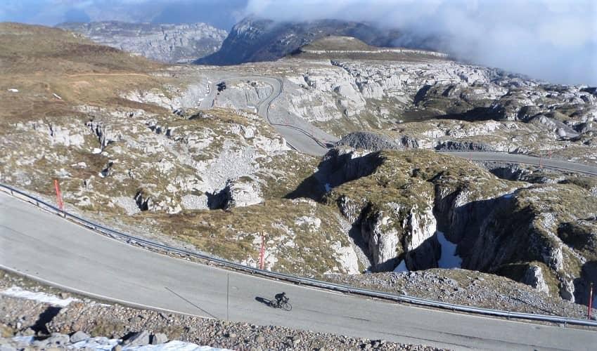 Picón del Fraile from Las Machorras - Castilla y León Cycling Climb