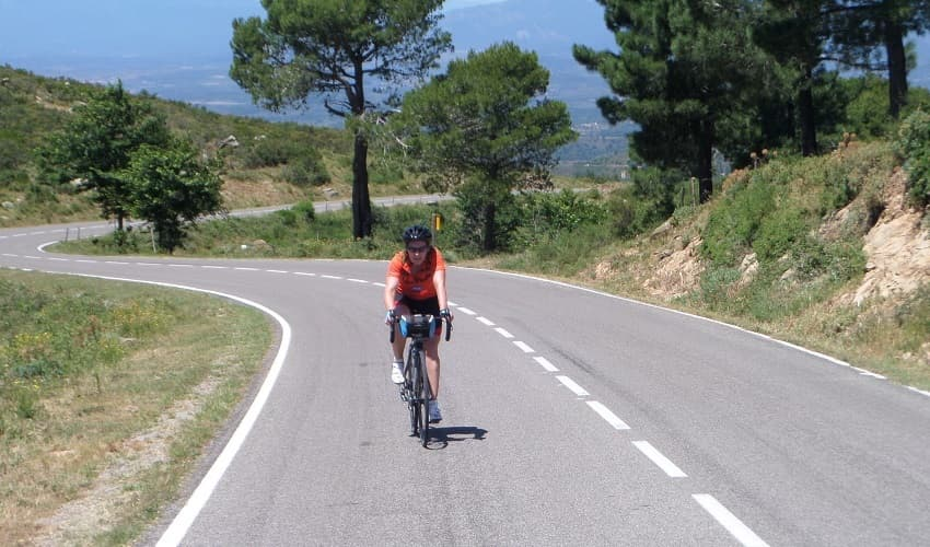 Coll de Canes - Catalonia Cycling Climb