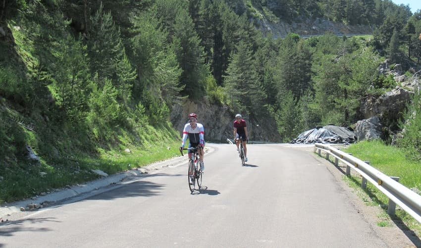 La Vansa - Catalonia Cycling Climb