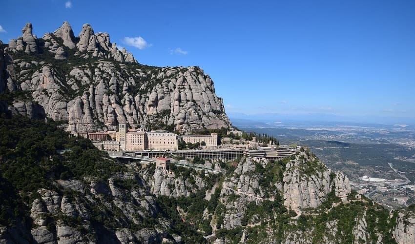 Montserrat - Catalonia Cycling Climb