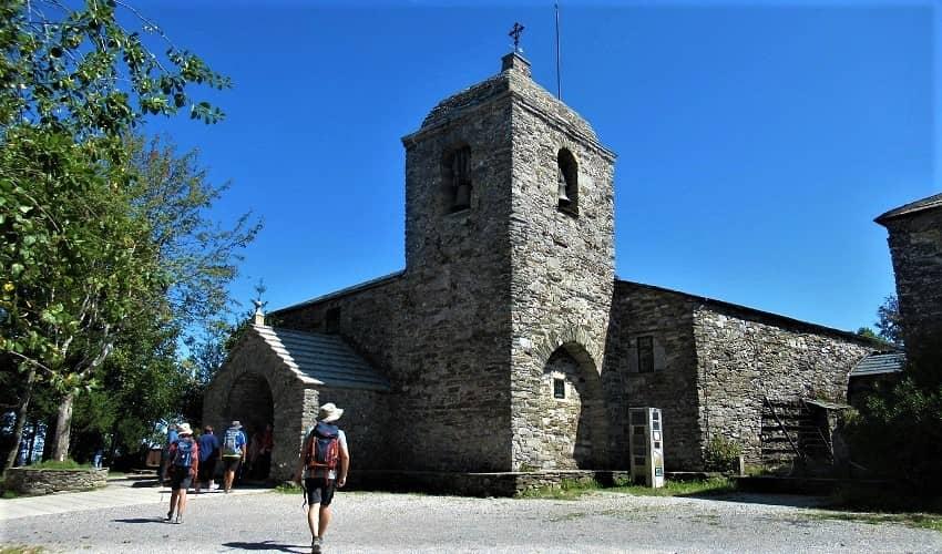 O Poio from Vega de Valcarce - Galicia Cycling Climb