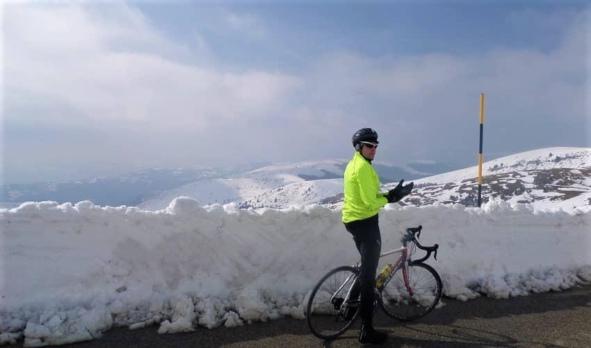 Monte Grappa from Romano d'Ezzelino - Italian Alps Cycling Climb