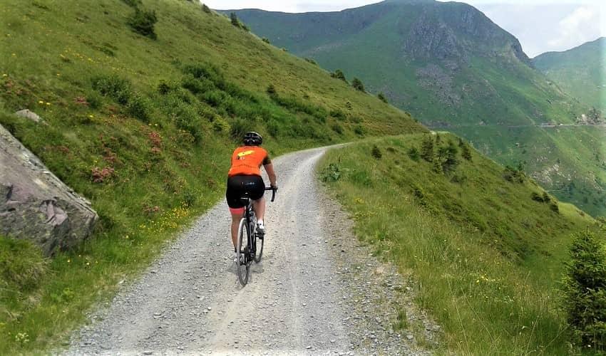 Monte Crostis Gravel Road