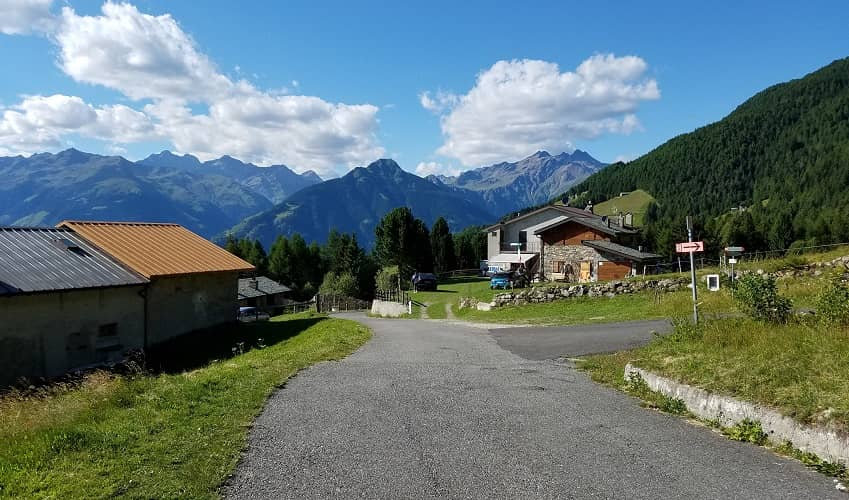 Passo di Mortirolo from Grosio - Italian Alps Cycling Climb