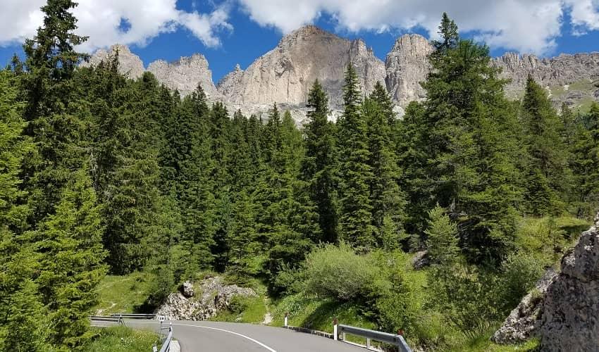 Passo Nigra from Bolzano - Italian Alps Cycling Climb