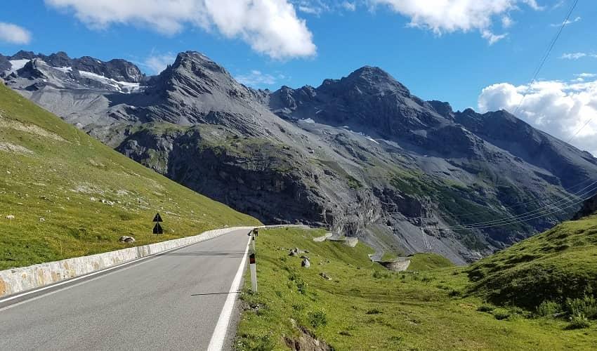 Passo dello Stelvio Road Surface