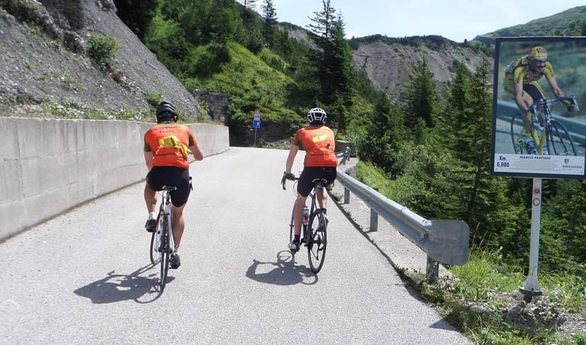 Monte Zoncolan from Ovaro - Italian Alps Cycling Climb
