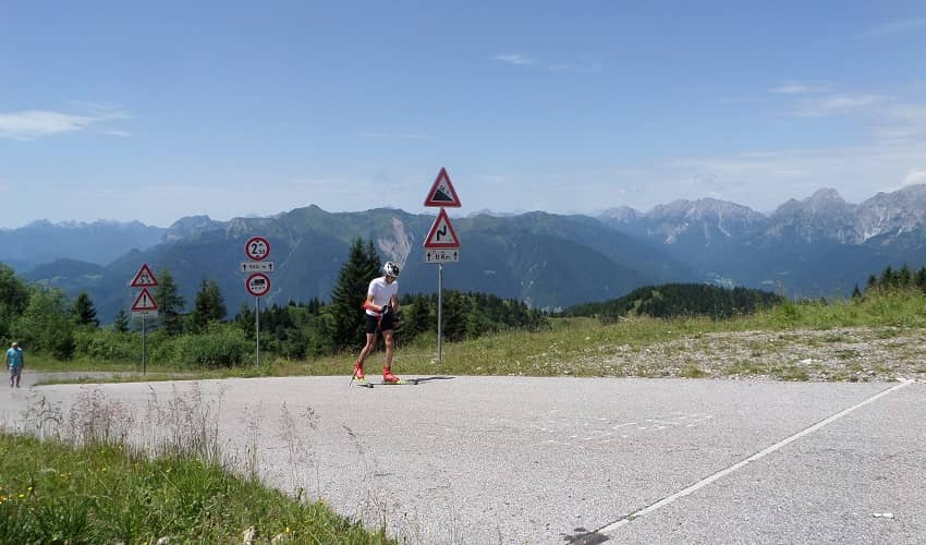 Monte Zoncolan from Priola - Italian Alps Cycling Climb