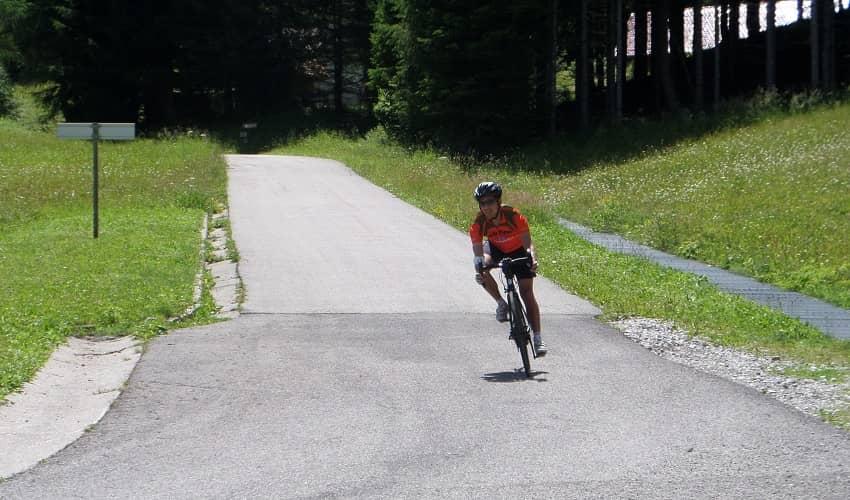 Monte Zoncolan from Sutrio - Italian Alps Cycling Climb