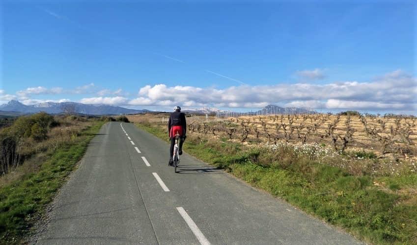 Alto de Rivas - Labastida - La Rioja Cycling Climb
